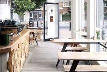 Shops  & Cafes / cool boutiques, cafes...