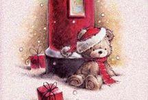Art | Christmas Illustrations