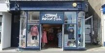 Newquay / Visit our brilliant Newquay store at:16 Fore St, Newquay, Cornwall, TR7 1LN Get yourself a surf lesson on the beautiful Fistral beach