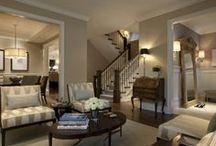 Home-Interior Design / by Kelli Stoler