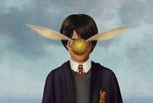 We are the Harry Potter Generation / Harry Potter defines a part of my life. I am a Gryffindor and I have always identified with Hermione. Hogwarts is my fictional home. / by Chelsea Joyner