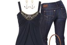 Cute Clothes / Things I would love to have in my closet / by Kristi Challenger