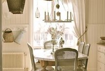 Furnishings and rooms for the Home / I so love browsing through these pins.....touches my soul! / by Liz Thomas