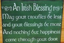 St. Patrick's Day-Irish / by Kelli Stoler