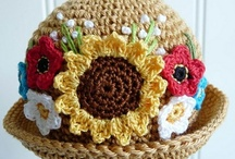 Crochet Hats&Headbands / by Cleo Bales