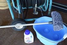Household Cleaners / by Melody Turner