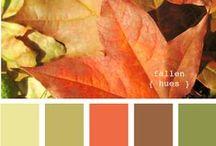 Color Palettes / by Kristi Challenger