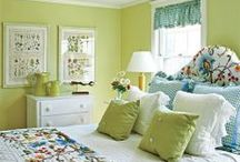 Beautiful Bedrooms / by Kristi Challenger