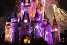 Disneyworld Vacation / by Kelli Stoler