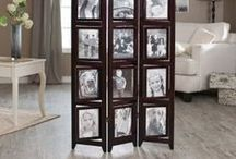 Ideas for Photo display / Various ways to display photographs
