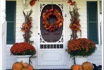 Fall/Autumn / by Kelli Stoler