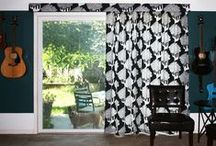 Blinds/Curtains / by Kelli Stoler