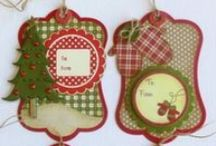 Christmas Cards and Gift Tags / by Kristi Challenger