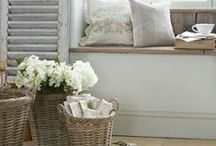 Cottage & Shabby Chic / by Kristi Challenger