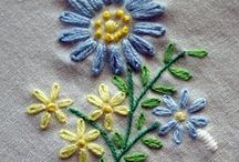 Embroidery / by Kristi Challenger