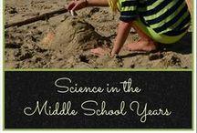 Homeschool - Science / by Kristi Challenger