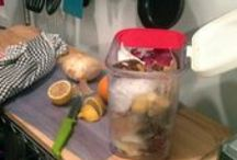 Composting! / Where, How, Why, Inspiration, Tips, Tricks and Fun. Say no to food waste! / by Ecocentric