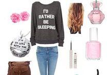 My Style / makeup, fashion, nail stuff / by Mare