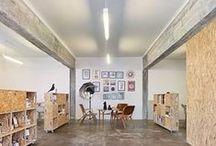 María Vilariño :: Estudio :: Design Studio / ¿Cómo es el estudio?