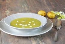 Soupes / Soupe, minestrone, bouillon, velouté