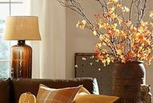 Autumn Home Essentials / Is your home autumn-ready? Get some design inspiration with Apt2B!