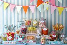 Party Ideas / by Jen Daloisio