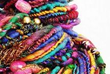 Yarn Love / Yarn... in all it's infinite variety. Texture and colour