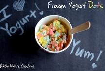 Frozen yummyness!!! / by Jenee Bates