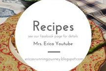 Great Recipes / Delicious dessert and baking recipes that I'm drooling over!