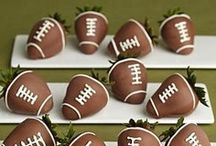 Tailgating Ideas...Go Team!  / Looking for unique ways to entertain those football fanatics of yours? Here you can find great ideas to entertain everyone at the field or at home!