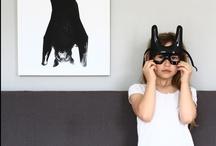 I want to be Batman / by Giulia van Pelt