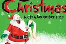 Holidays - Christmas and Other / Ideas for the Holidays, mostly taken from Television Shows. Also, Programming and Specials for Holidays, Christmas, New Years, Thanksgiving and many more