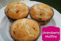 Muffins / #Recipes featuring #Muffins, great #Breakfast Ideas! / by Karen Puleski