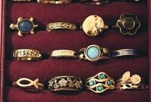 Jewelry and Accessories / by Kaleigh Tobin