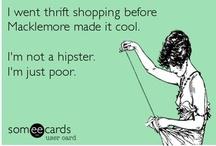 Thrift / by Rebecca Rittenhouse