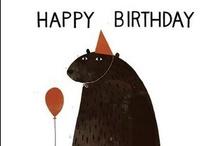 Happy Birthday! / by Giulia van Pelt