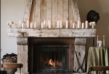Winter Decor / Dark winter forests, snowy nights and a roaring fire in the hearth / by EziBuy