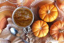 Fall Recipes -Pumpkin!
