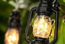 Fairy Lights / Magic. Enchantment. Wonder. We <3 fairy lights. / by EziBuy