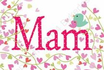 Mam / Fabulous range of Mam & Mammy Cards - suitable for Mam's and Mammy's all over the world.   Available at www.wotmalike.co.uk
