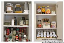 Organize-Simplify-Sane Home :) / Best ideas for moving and starting fresh  / by Julia Morris