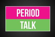 Period Talk / Empowering women, girls, and YOU to have a better period! Let's take back the conversation around our periods and feel empowered.   www.bepreparedperiod.com.