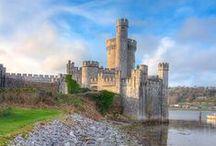 Ireland? Castles? Who said Castles!