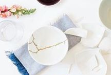 Kintsugi / There is a Japanese art form called Kintsugi which talks about breakage and repair becoming a beautiful part of an object's history. For survivors of sexual abuse, this can be a powerful metaphor for healing and hope.