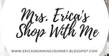 Mrs. Erica's Shop With Me / Love all things Shopping!