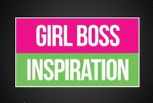 Girl Boss Inspiration / This is for women and girls everywhere to help realize their power. You have a unique gift, and the world needs it! Never forget your power, and go out and become whatever it is you want to be!   www.bepreparedperiod.com