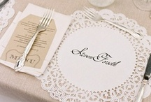 Lacy Inspiration / by One Fab Day - Wedding Blog
