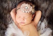 Baby Image Ideas / Ideas for a baby session...if we EVER have a baby girl.   / by Rebekah Towers