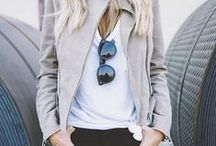Style Inspiration / things I'd totally wear...when I can actually shop for myself again. / by Rebekah Towers