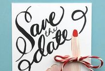 Save the Dates / by One Fab Day - Wedding Blog